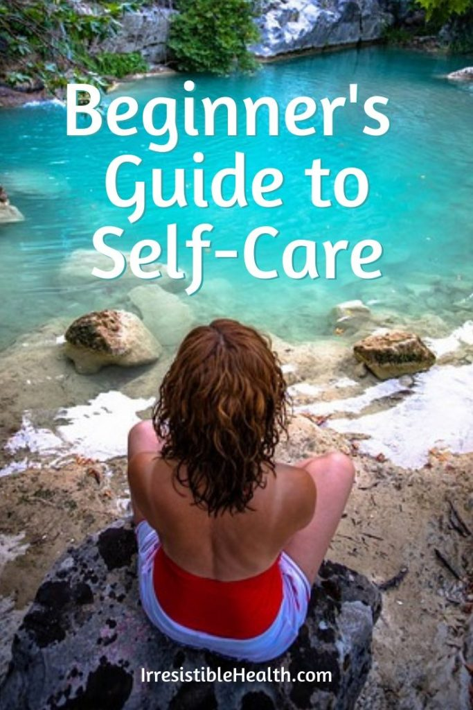 beginner' guide to self-care 1