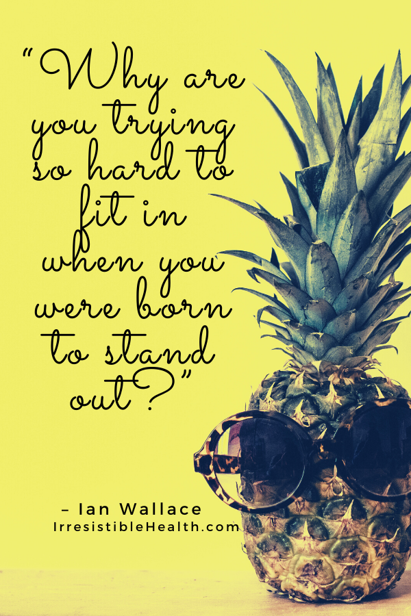 Ian Wallace self-love quotes