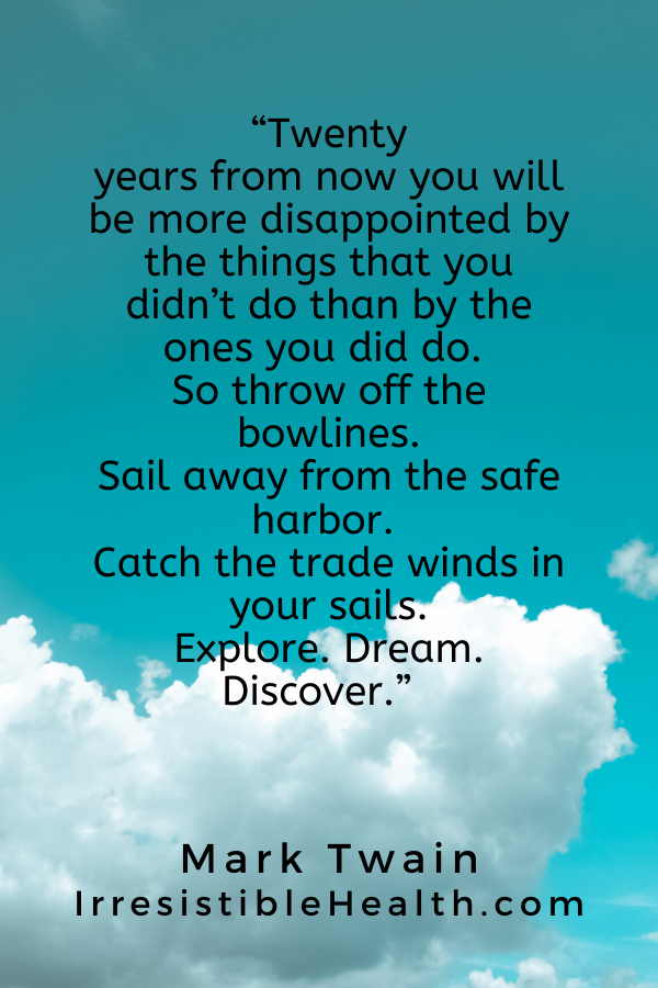 twain quote on happinessppier