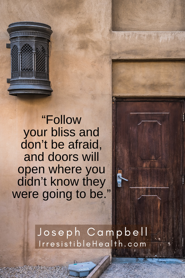 campbell follow your bliss quote