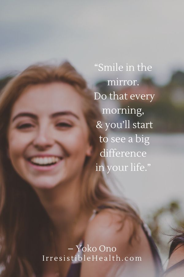 ono quote mirror morning
