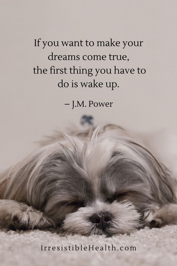 power quote on mornings