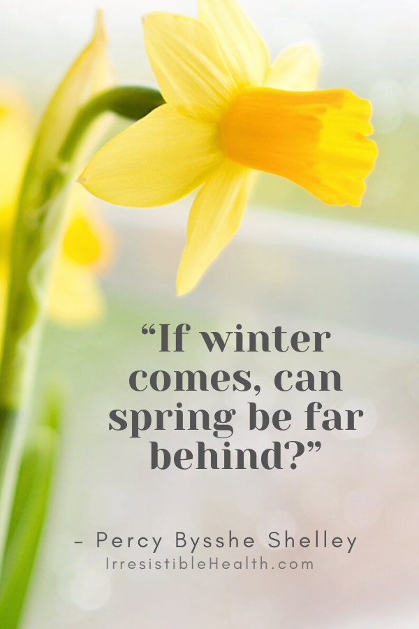 Percy Shelley spring quote