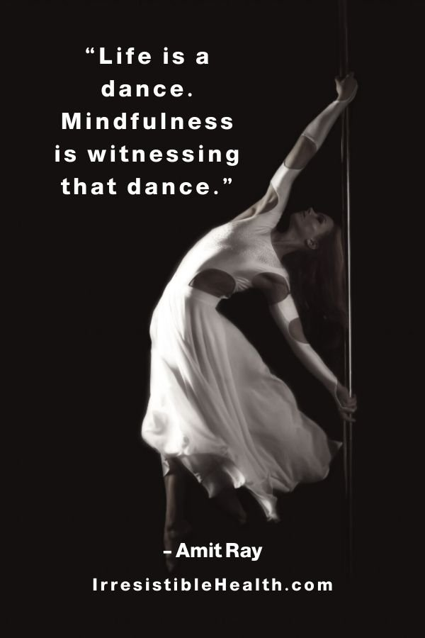 ray mindfulness quote