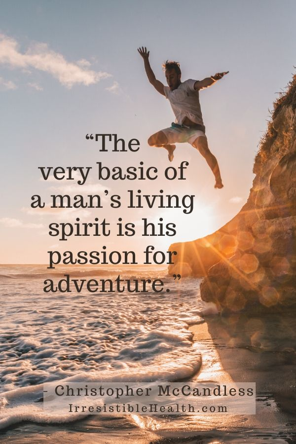mccandless passion quote