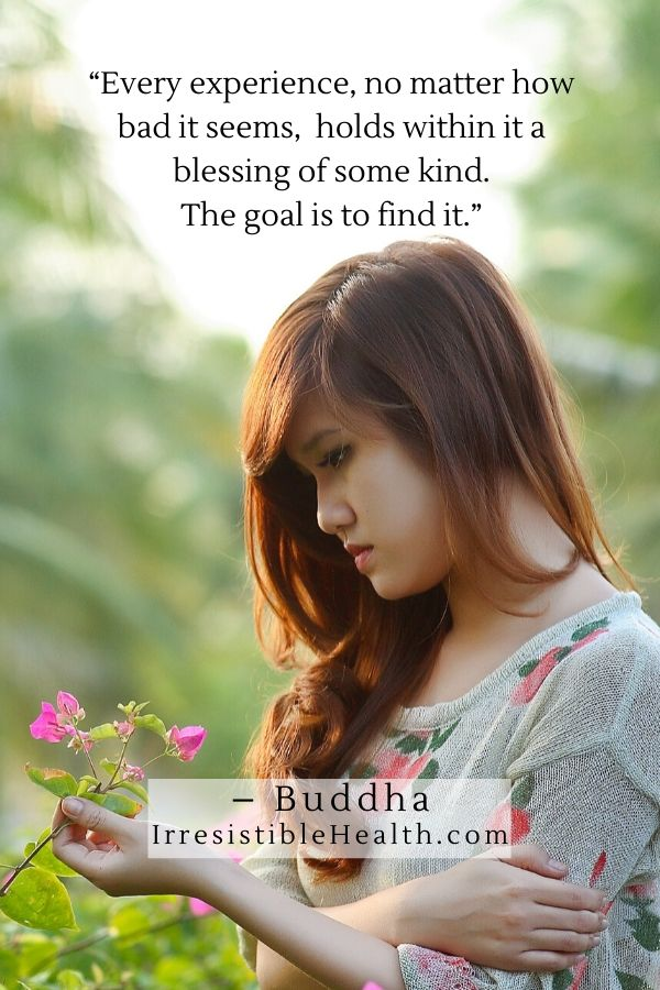 buddha quote blessing